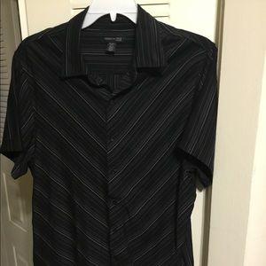 Kenneth Cole Men's Short Sleeve Shirt